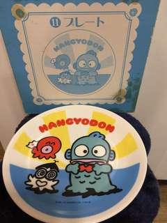 水怪Sanrio50週年特別版19cm陶瓷碟