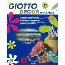 Giotto Materials