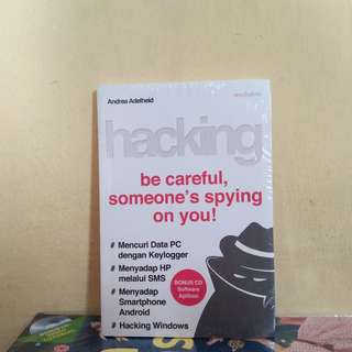 Hacking Be Careful Someones Spying On You