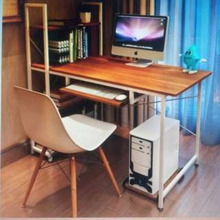 Ninco Office/Desktop Table with keyboard and cpu tray include delivery