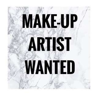 Makeup Artist WANTED!