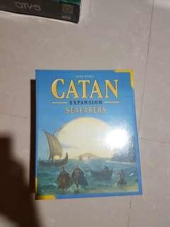 Catan Seafarers Brand New Board Game