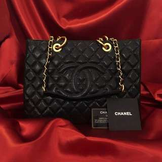 Chanel Gold Chain Bag