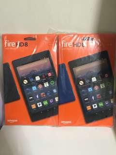 BN Sealed Fire HD 8 16gb