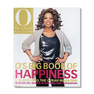 O's Big Book of Happiness by Oprah Winfrey
