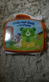 Leapfrog hide m seek farm