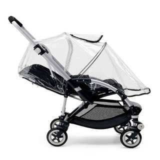 Bugaboo bee3 transparent stroller cover
