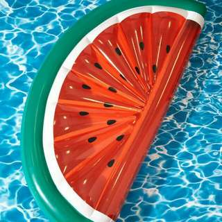 Giant Inflatable Watermelon Floater