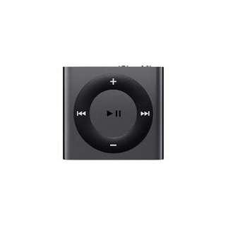 Apple ipod shupple urgent black color