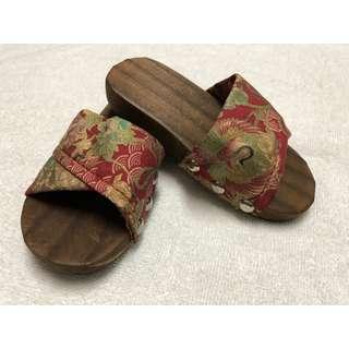 🚚 日式和風小木屐(小孩鞋)