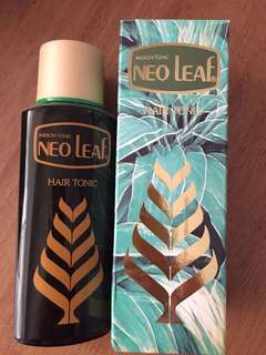 Neo Leaf Hair Care tonic