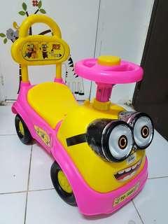 Minion ride