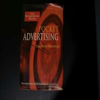 The Economist's Pocket Advertising