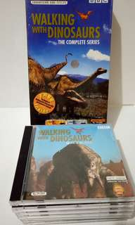 VCD Walking with Dinosaurs