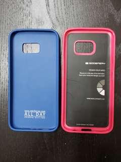 2pcs Samsung S7 Cases