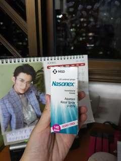 Nasonex Aqueous Nasal spray 140 doses