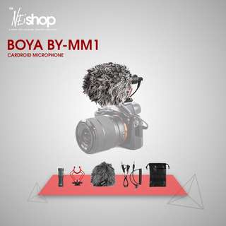 BOYA BY-MM1