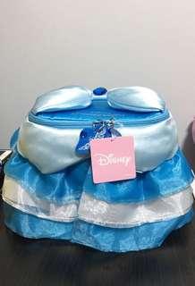 Disney Cinderella Bag in dressing 迪士尼 藍色 灰姑娘 長裙 袋子/食物袋