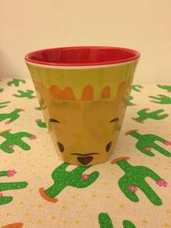 日本 Disney Store 小熊維尼 膠杯