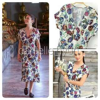 🌸Pia Floral  dress