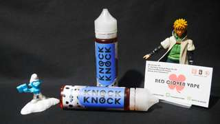 LIQUID VAPING KNOCK KNOCK OREO