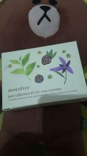 INNISFREE TRAVEL KIT