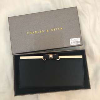 DOMPET CHARLES & KEITH ORIGINAL 100% NEW