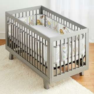 Breathable Crib/ Cot Bumper Mesh
