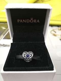 Saphire Birthstone Pandora Charm