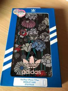 IPhone 7/8 Plus Adidas Booklet Case Phone Cover