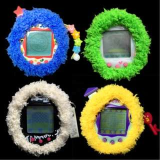 Tamagotchi Connection / Connexion Fuzzy Cover