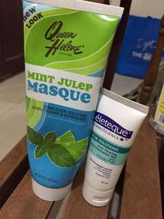 Bundle Skin care with cream