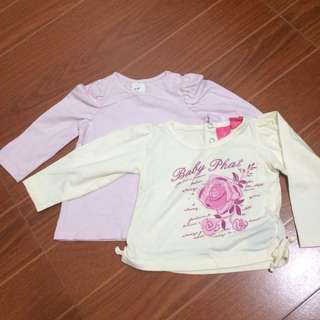 GET 2 BABY GIRL CLOTHES