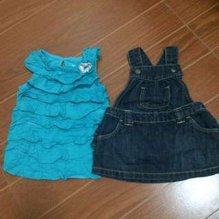 GET 2 BABY GIRL CLOTHES 💕