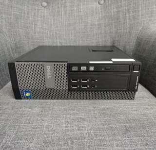 正版Win7 Dell i3 2120 商務電腦 桌機 PC 小電腦