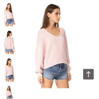 Free People Perfect Day Sweater XS