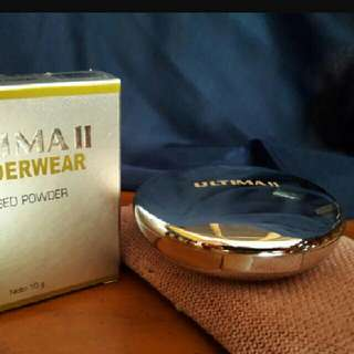 Ultima II Wonderwear Pressed Powder (Shade Netral)