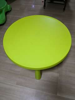 Children Table from ikea
