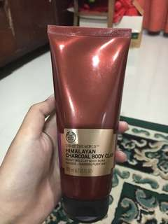 Himalayan Charcoal Body Clay (Spa of the world)