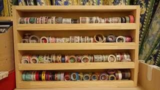 MT紙膠帶收納木櫃
