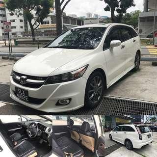 Honda STREAM SUNROOF