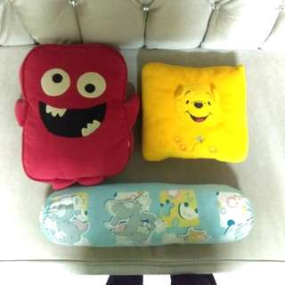 Baby Pillows and Bolster