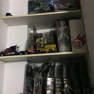 SALE! Transformers Action Figures