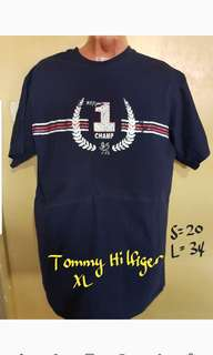 Tommy Hilfiger oversize/loosefit shirt