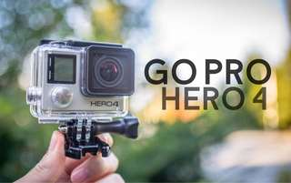 Gopro for rent