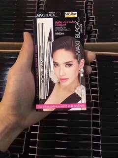 泰国Mistine Super Black/Maxi Black Eyeliner眼线笔