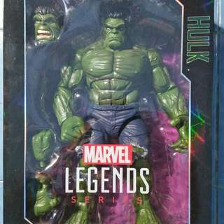 Marvel legends HULK icons