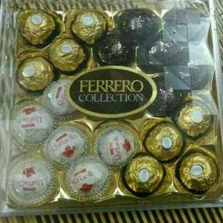 Ferrero Roucher Collection Mix ~ 20bji