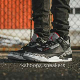 [Promo] Nike Air Jordan 3 Retro