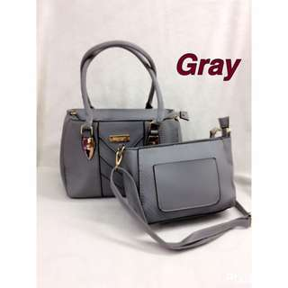 2 in 1 Katespade 12 inches Gray High Quality